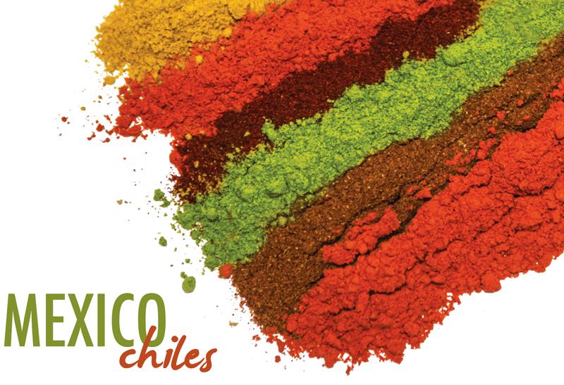 Mexico Chiles Catalogue